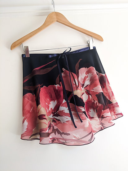 "Ready-to-Wear Blushing Carnation Skirts 16""/19"""