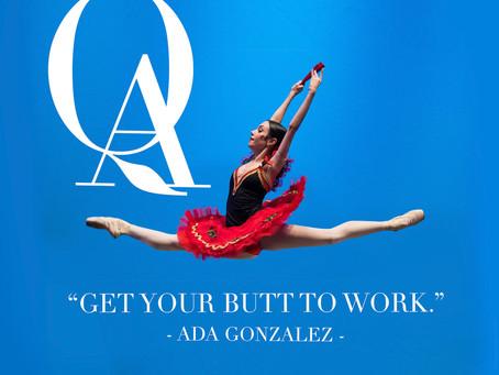 Ada Gonzalez Q&A