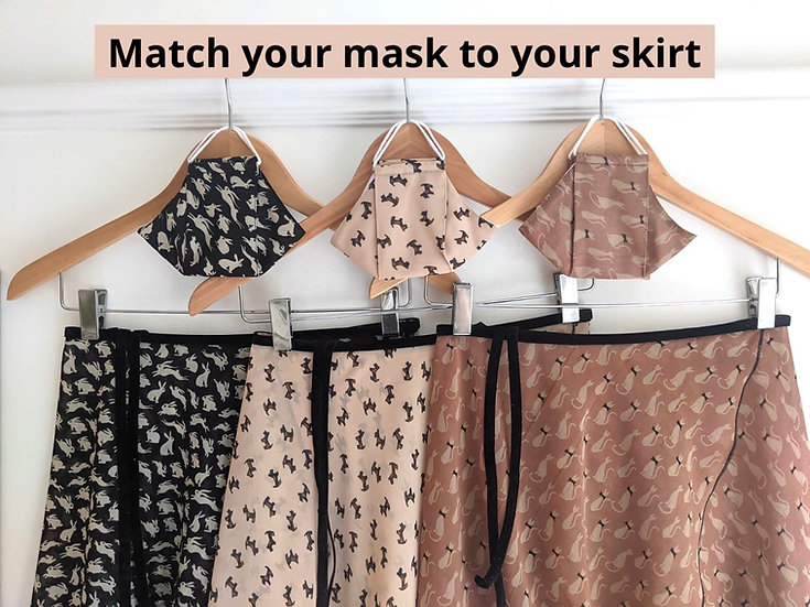 Face Mask - NEW Comfort Feel design