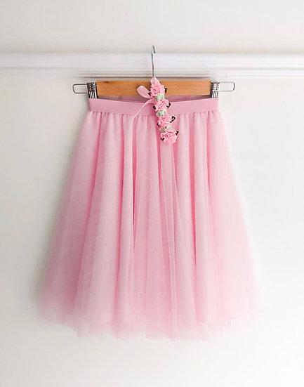Sugar Plum Fairy tutu skirt  & Bun Garland