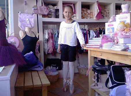 Is your child ready to go on pointe?