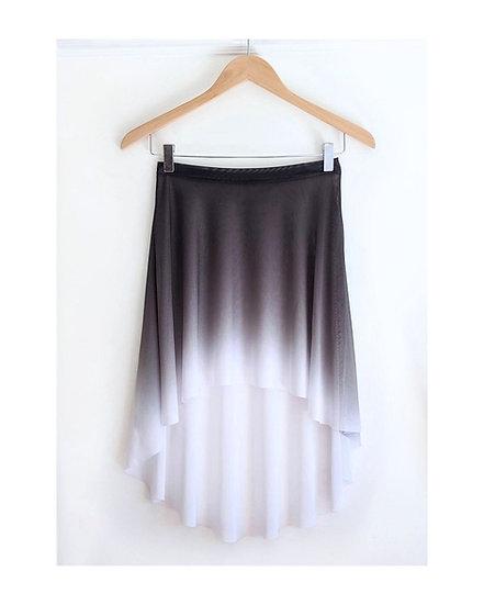 """Jet Black Ballet Skirt 23"""""""