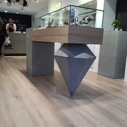 Brillant i beton
