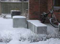 Beton holder til dansk vejr