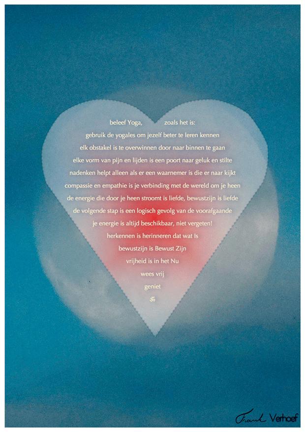 Lees en maak je hart transparant