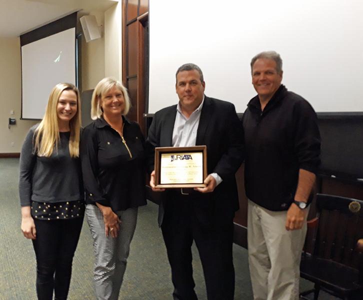 Frank Murgo Service Award