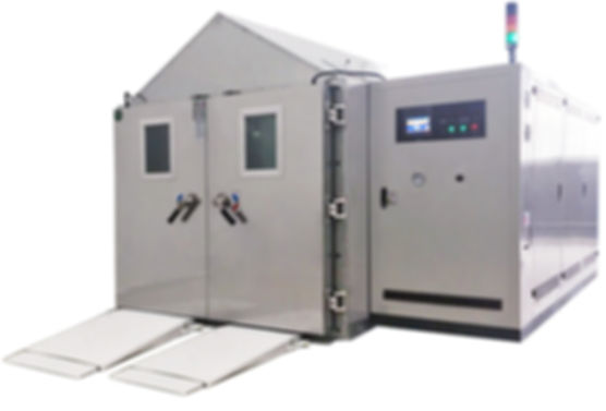Sanwood combined salt humidity and temperature Chamber