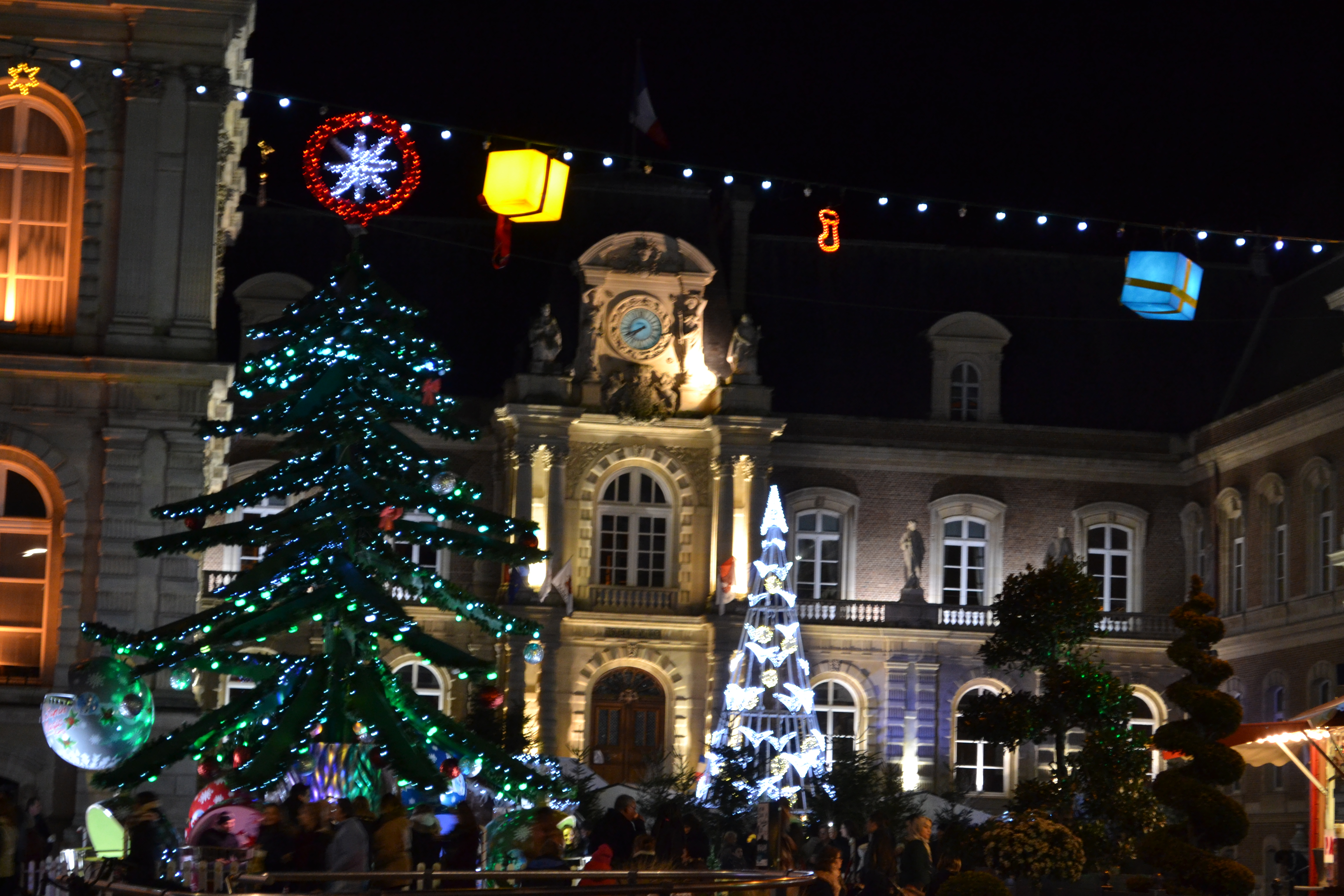 marché de noël Amiens-1