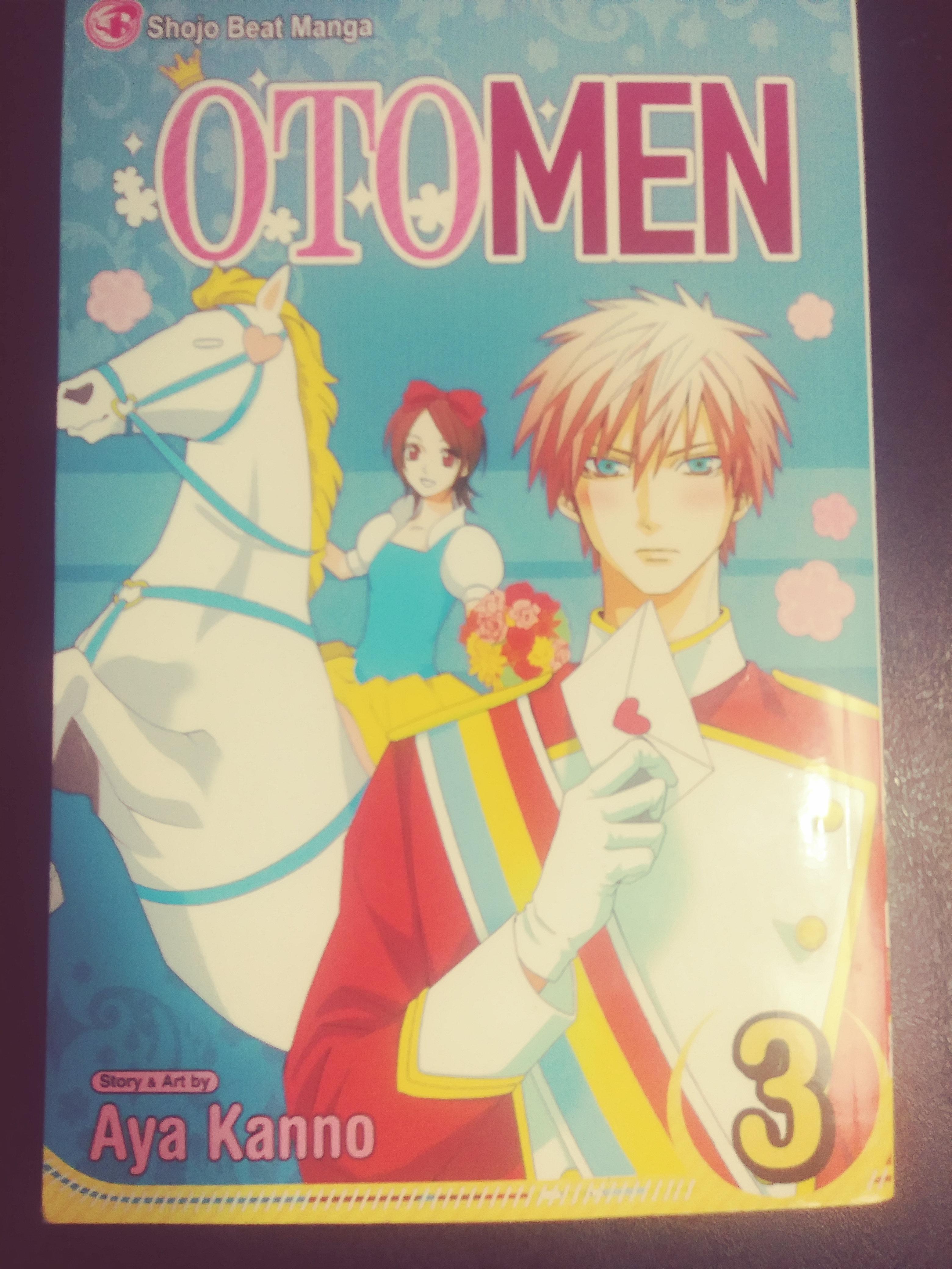 Otomen, Vol. 3