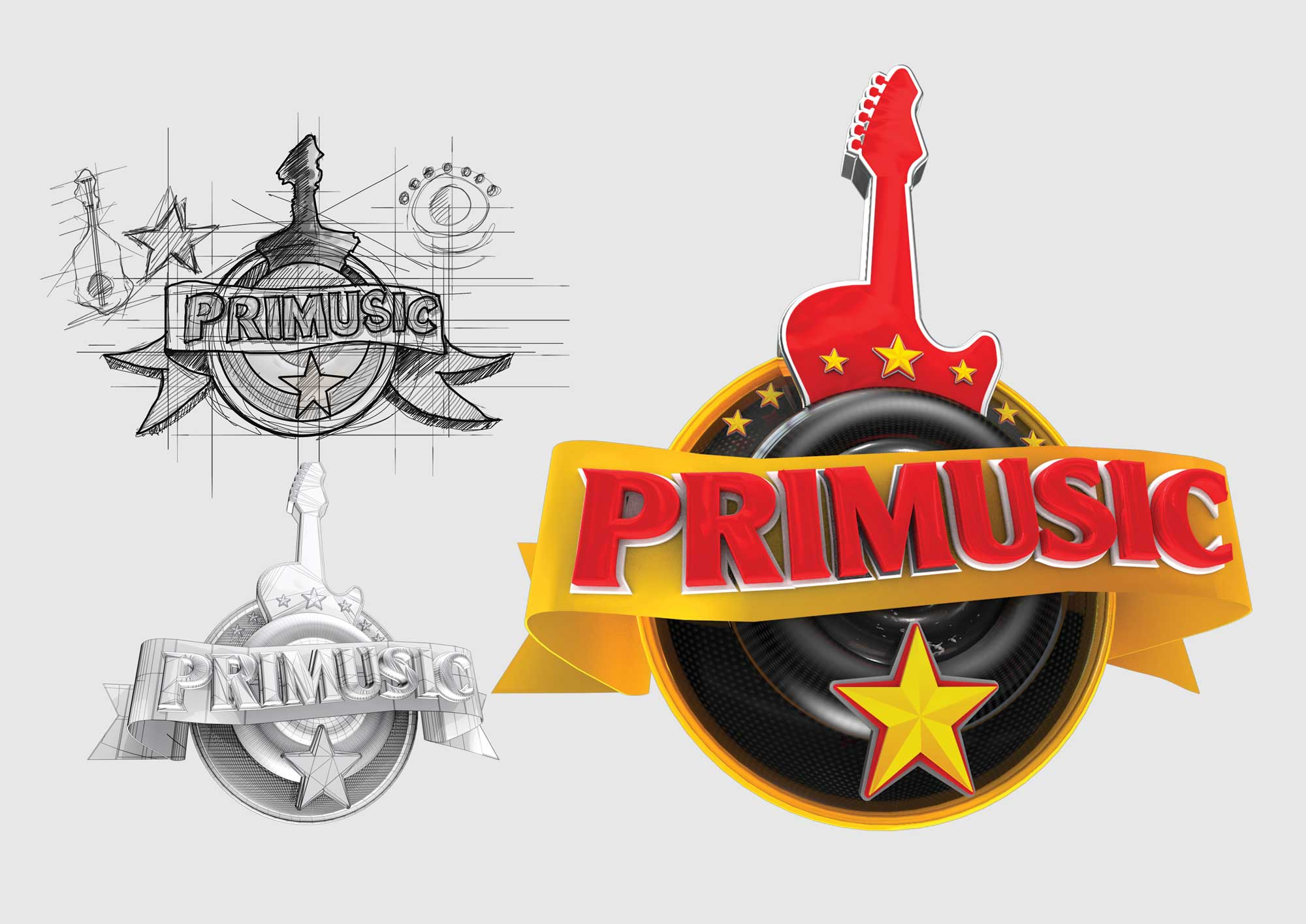 Primus Music Icon