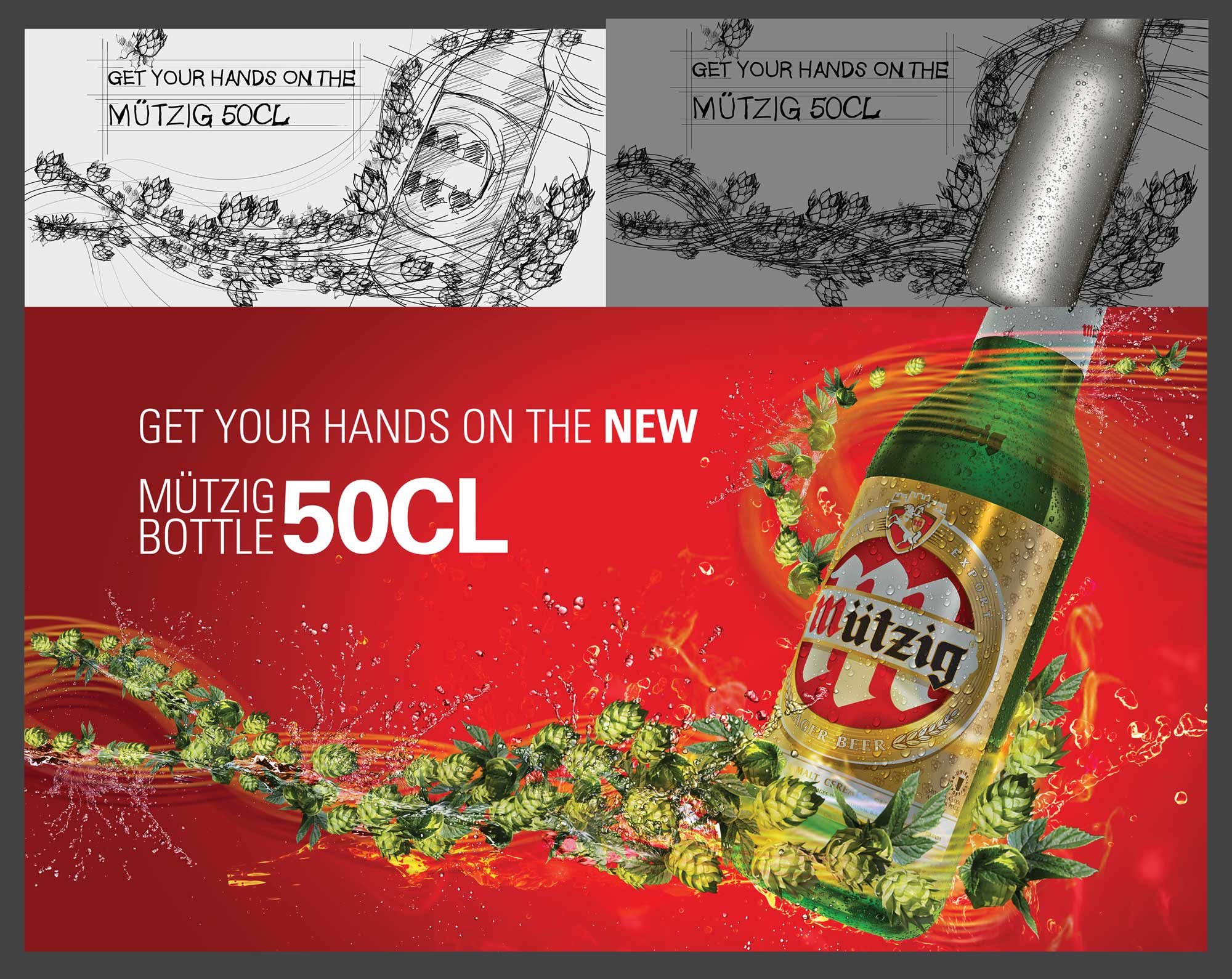 Primus 50CL 3D Bottle Packshot