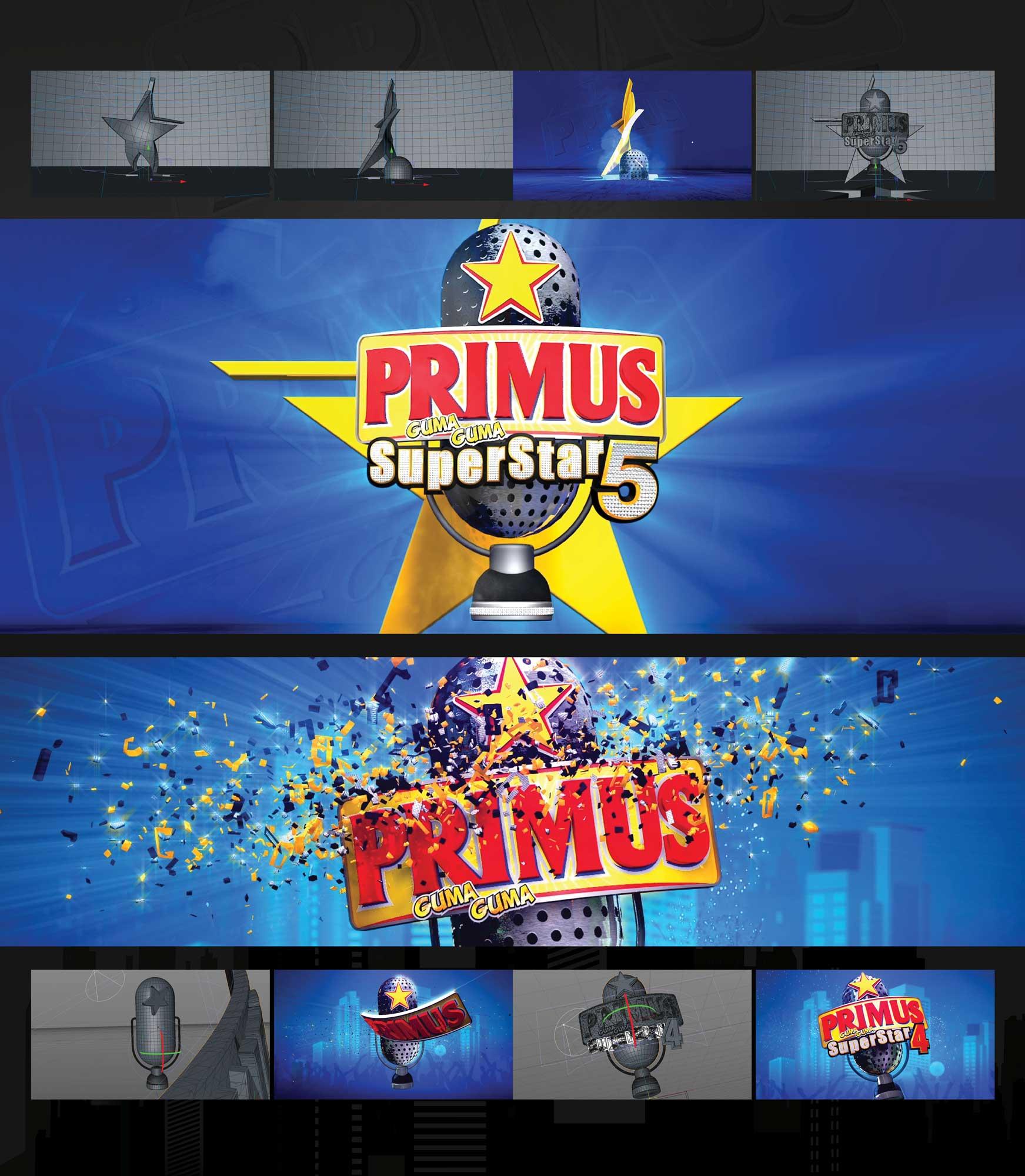 Primus Guma Guma Superstar 5