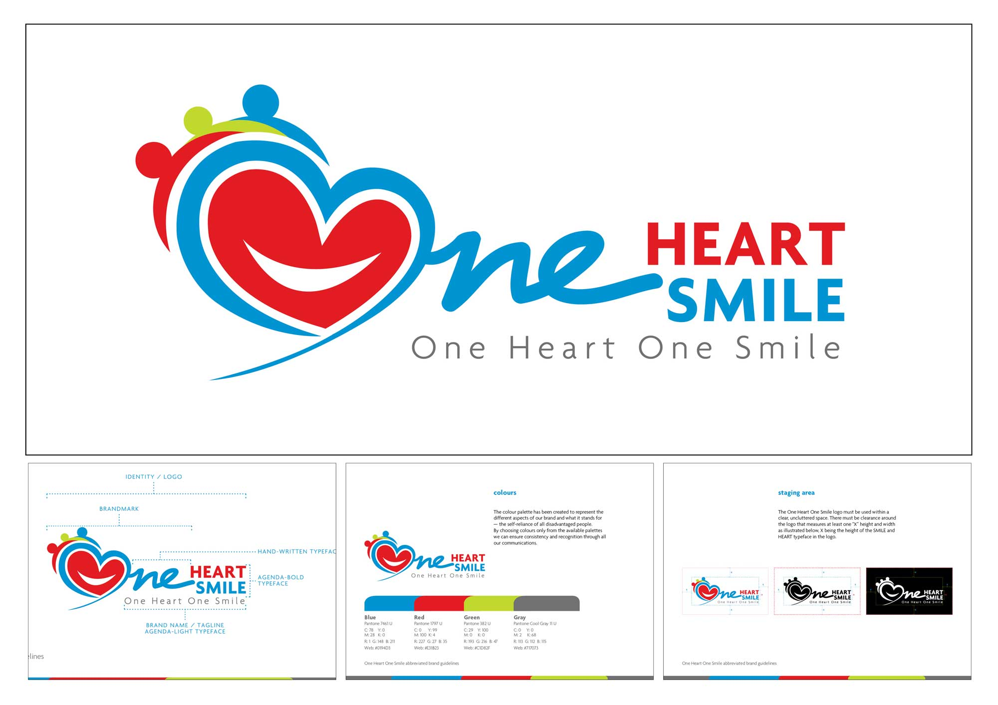 One Heart One Smile!