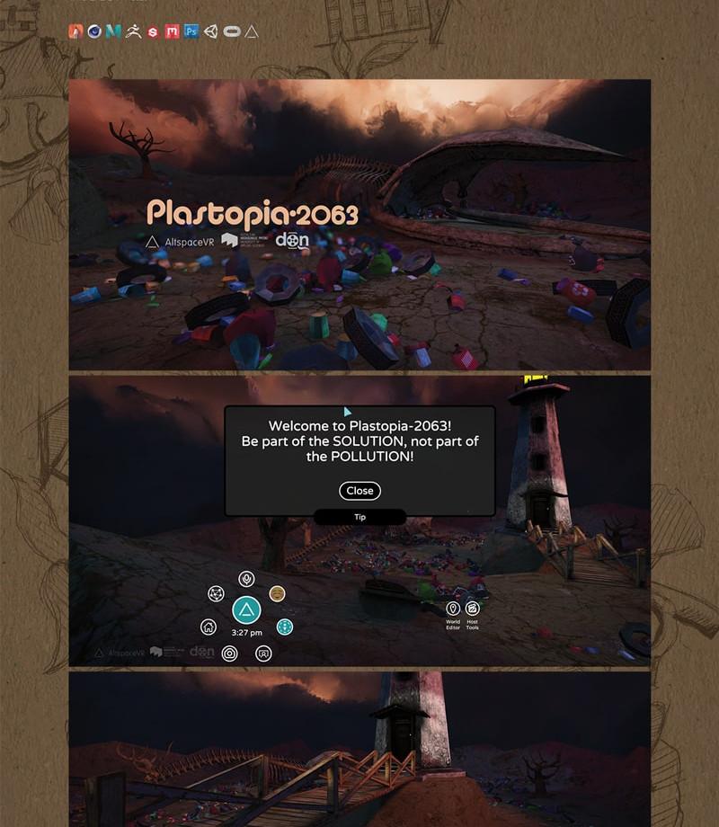 Plastopia-2063 (2020)