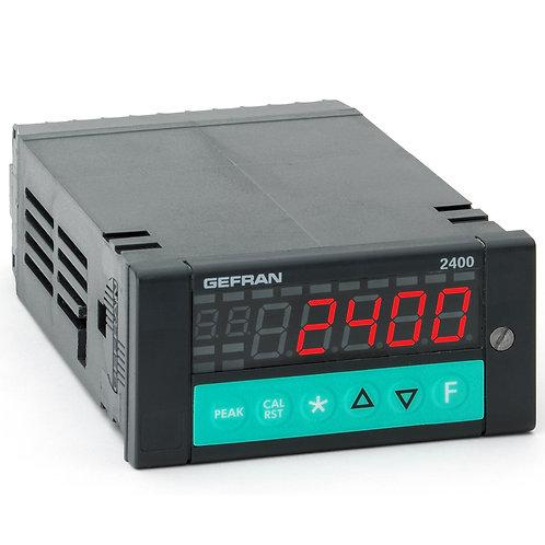 2400 Fast Indicator/Alarm Unit
