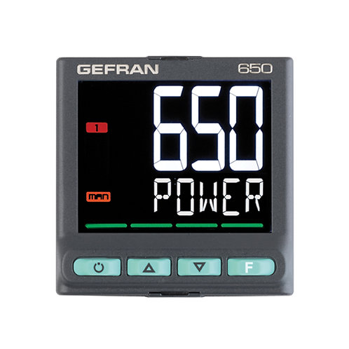 650 PID Controller, 1/16 DIN