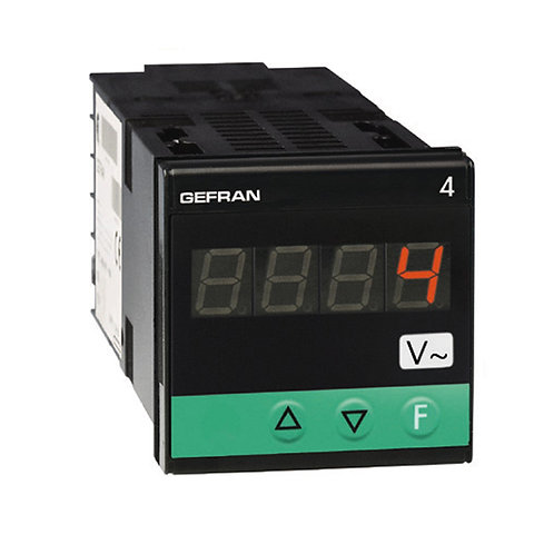 4A48-96 Indicator/Alarm Unit for tension and current inputs