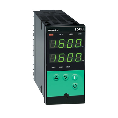 1600 Controller PID, 1/8 DIN