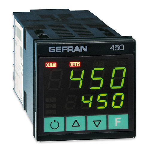 450 PID Controller, 1/16 DIN Home Products