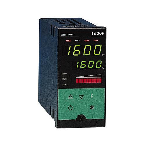 1600P Controller Programmer, 1/8 DIN