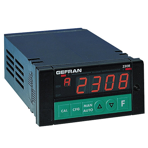 2308 Multizone indicator / alarm unit