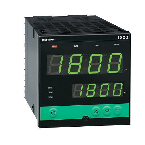 1800 PID Controller, 1/4 DIN