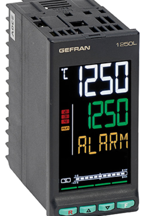 1250L Indicator/Safety Alarm Limit (FM)
