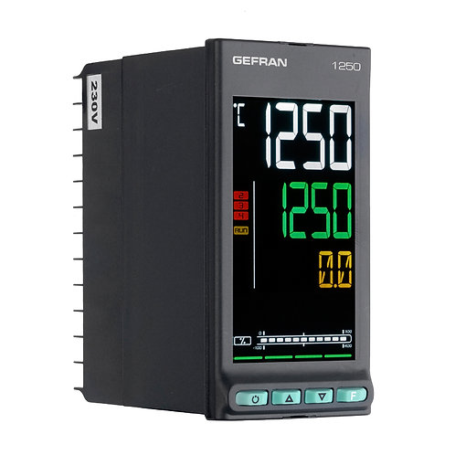 1250 PID Controller, 1/8 DIN