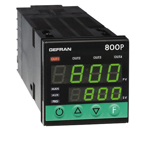 800P PID Controller Programmer, 1/16 DIN