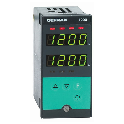1200 PID Controller, 1/8 DIN