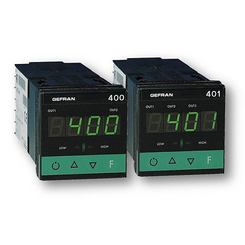 400-401 PID Controller, 1/16 DIN