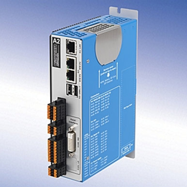 A2 - Programmable Automation Controller with EtherCAT® or Sercos® Master Interfa