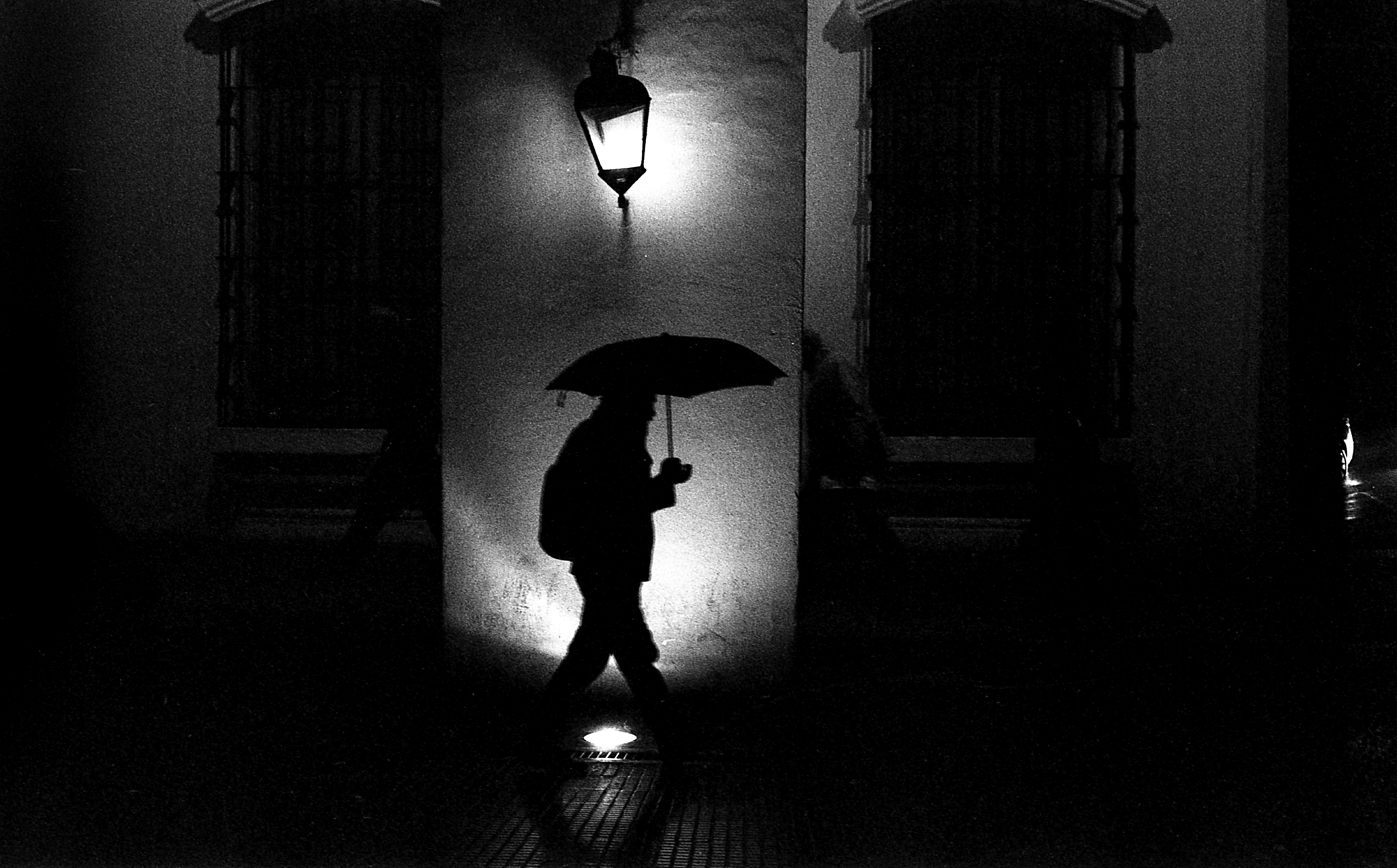 Sombras en la ciudad