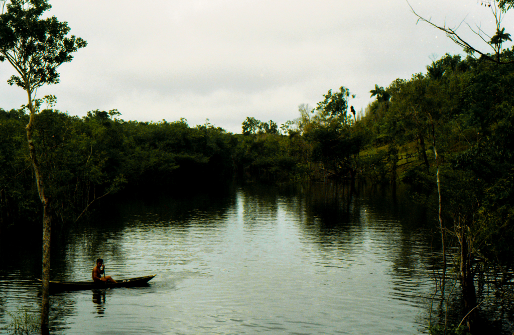 Rios del Amazonas, Brasil