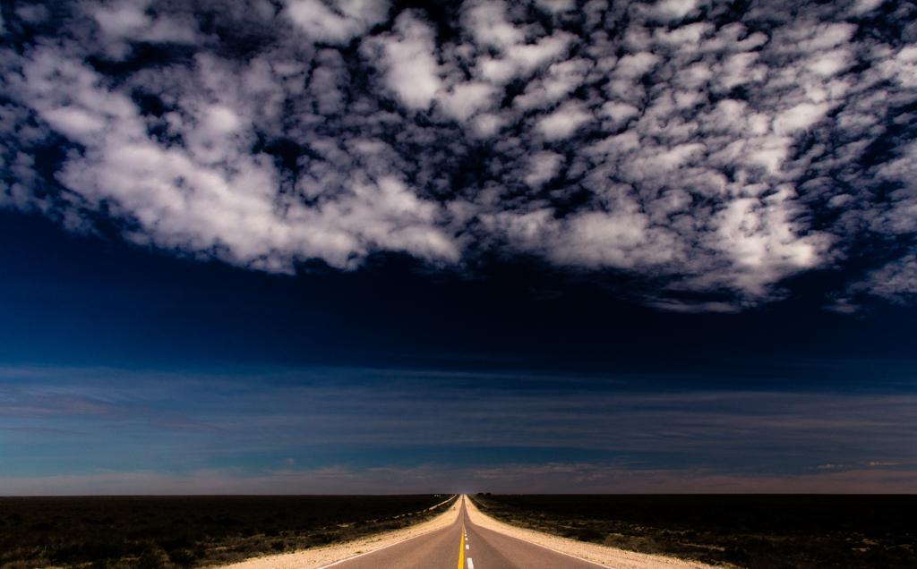 Ruta del Desierto, La Pampa