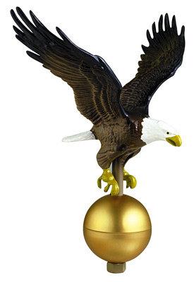 Eagle Finials