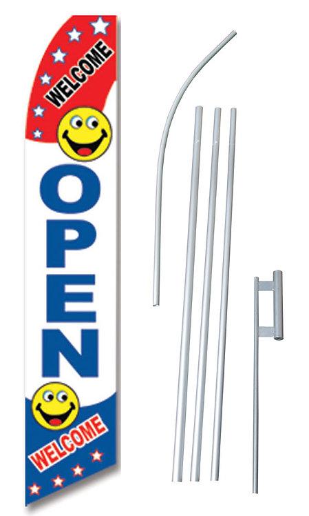 Swooper Flags & Swooper Pole Kits