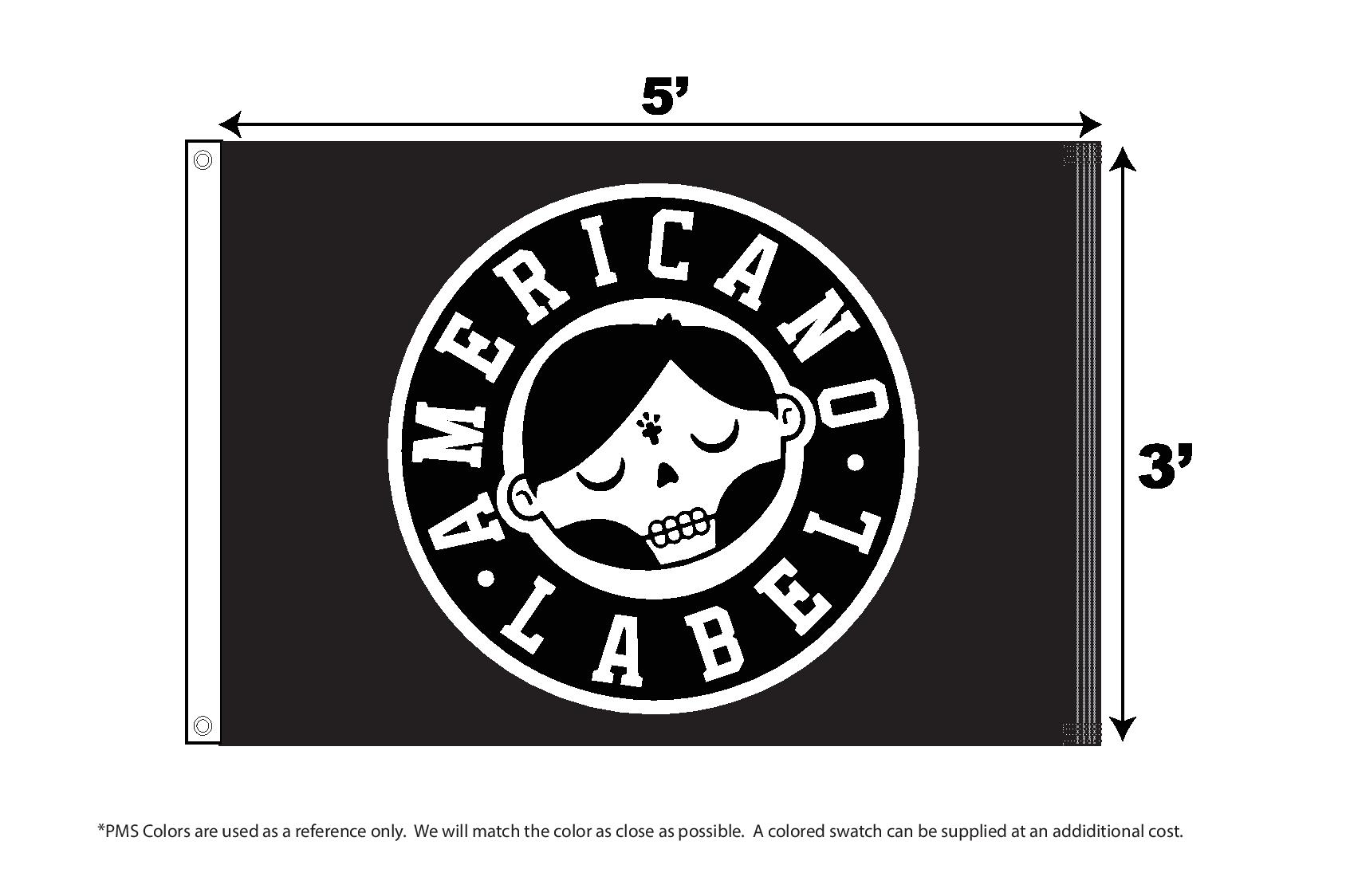 Americano Label
