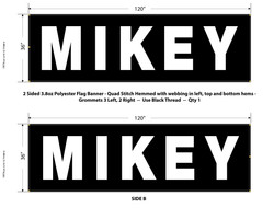 MIKEY banner