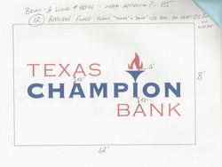 Texas Champion Bank