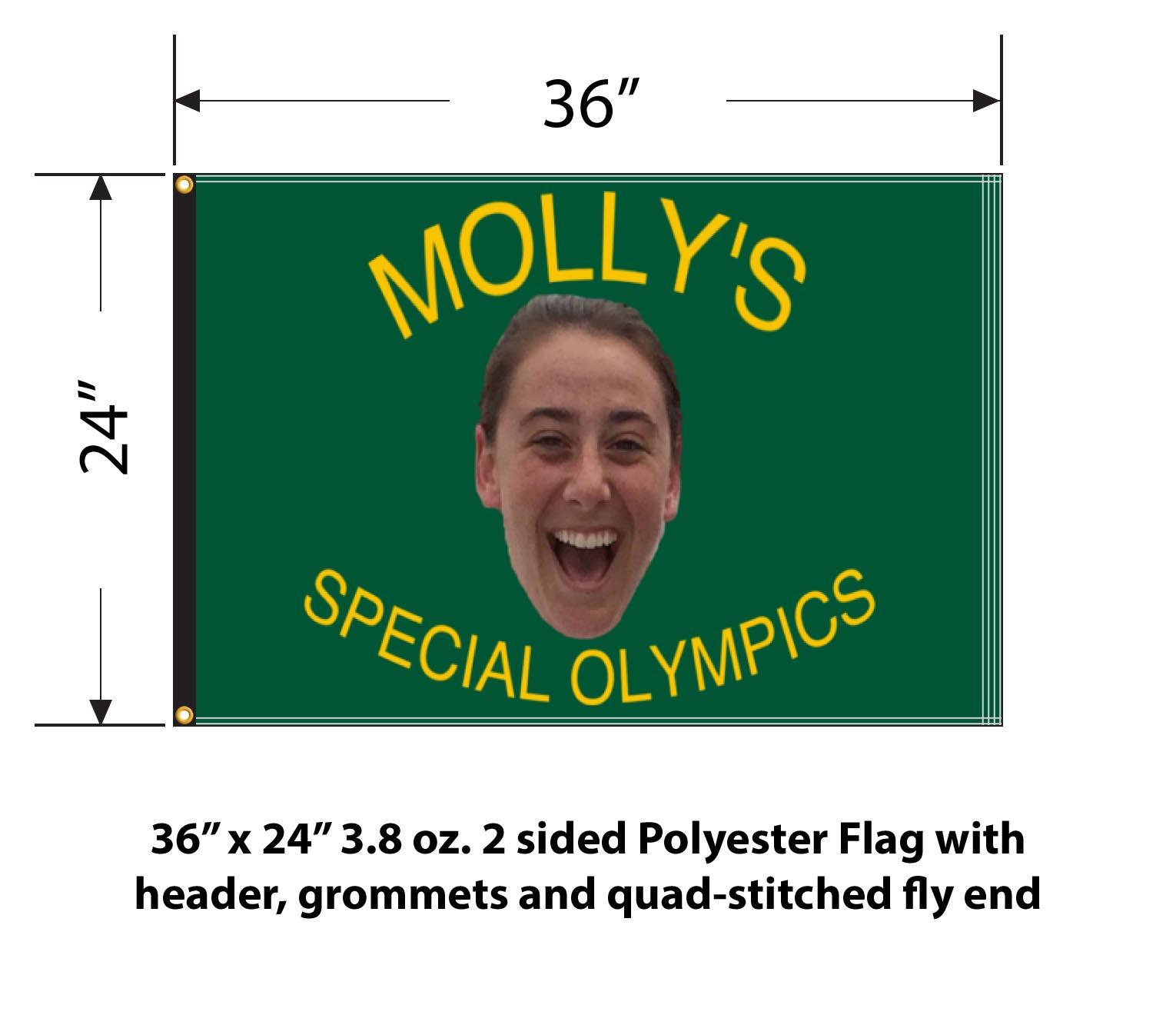 Molly's Special Olympics