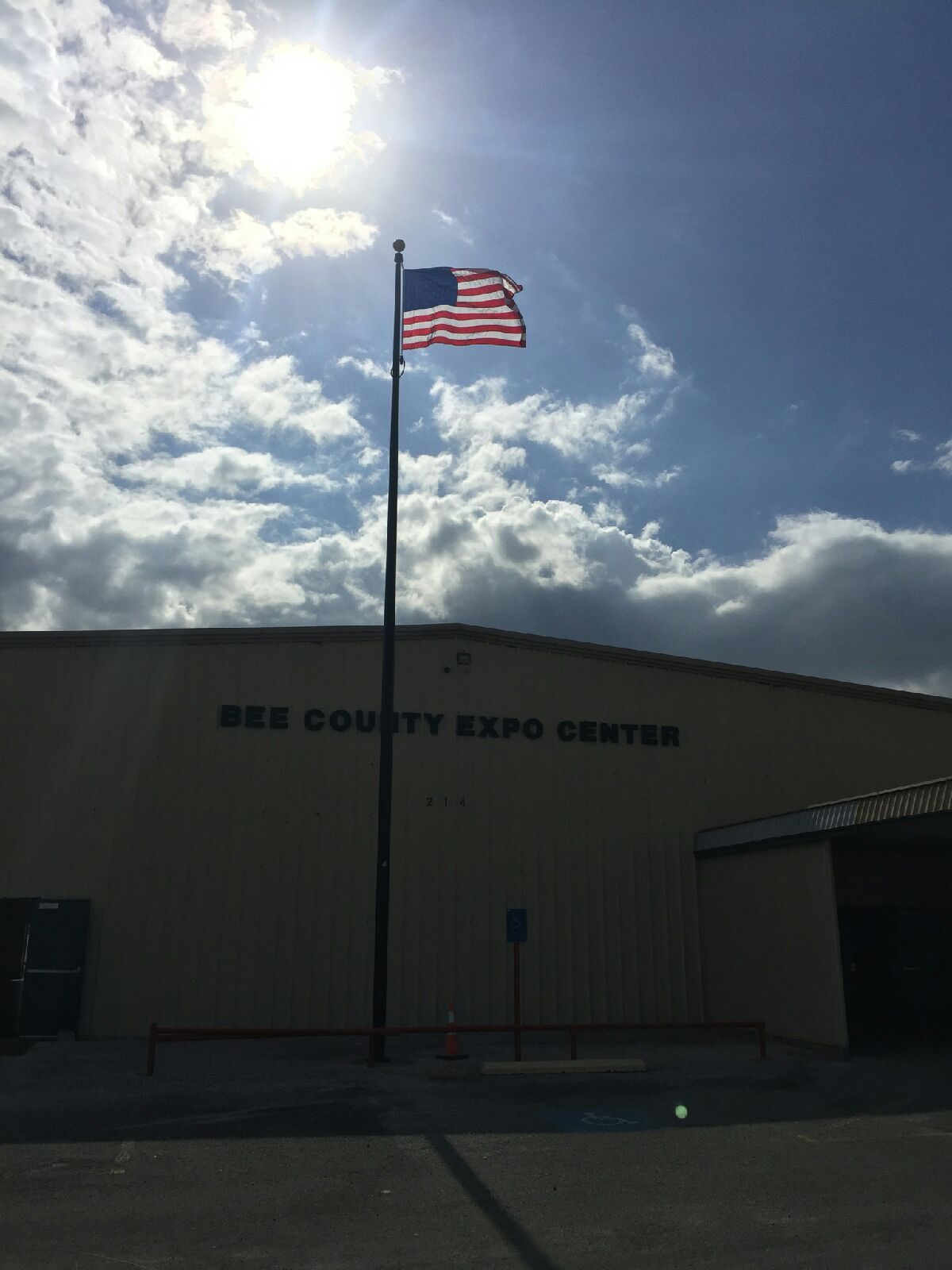 Bee county expo center