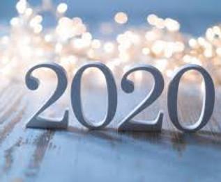 Bilan de 2019... Bienvenue 2020 !