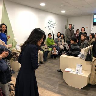 Après-midi portes ouvertes pour les japonais de Paris