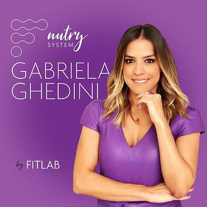 Plano Alimentar - Gabriela Ghedini