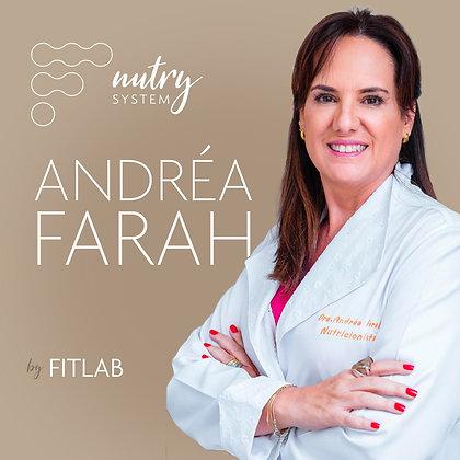 Plano Alimentar - Andréa Farah