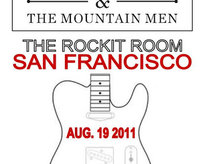 San Francisco, meet The Coffis Brothers &The Mountain Men
