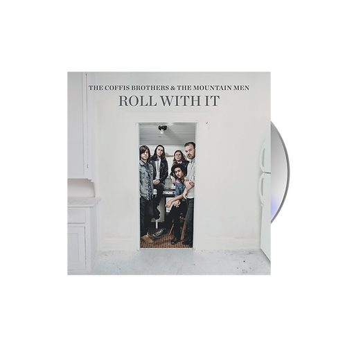 Roll With It - CD