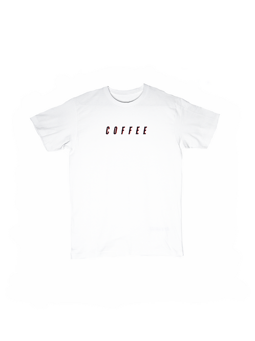 Coffee Glitch Tee