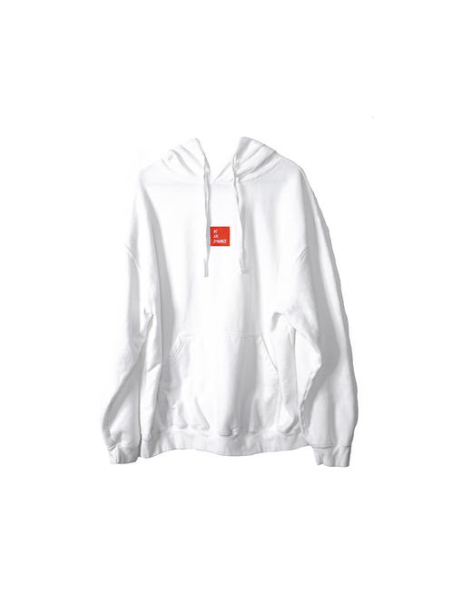 We Are Dynamize Hoodie (White)